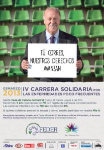 cartel Carrera FEDER